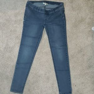 Jessica Simpson Under Belly Jegging Maternity Jean
